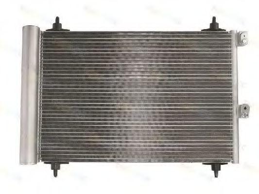 Радиатор кондиционера THERMOTEC KTT110297