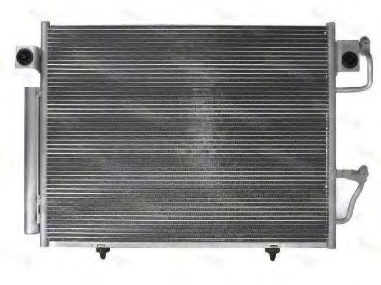 Радиатор кондиционера THERMOTEC KTT110305