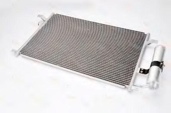 Радиатор кондиционера THERMOTEC KTT110315