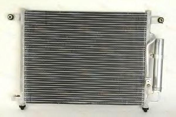 Радиатор кондиционера THERMOTEC KTT110316