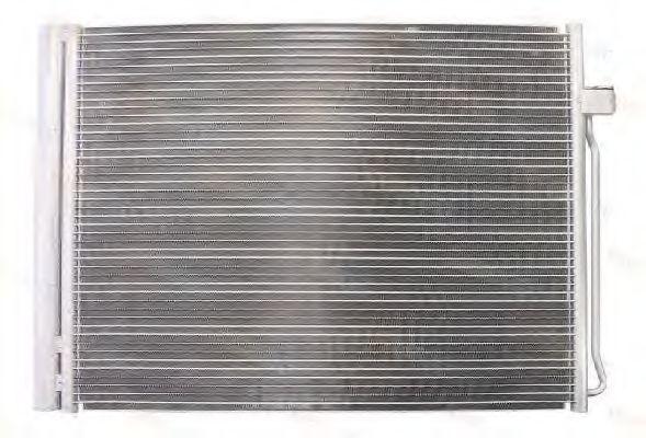 Конденсор кондиционера THERMOTEC KTT110318