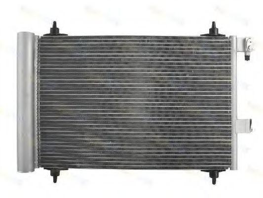 Радиатор кондиционера THERMOTEC KTT110324