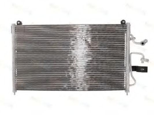 Радиатор кондиционера THERMOTEC KTT110325
