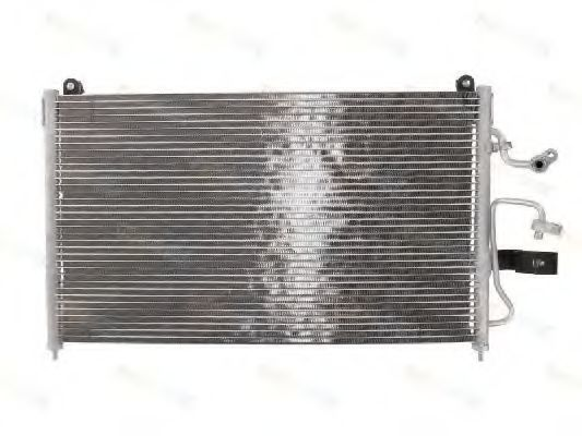 Конденсор кондиционера THERMOTEC KTT110325