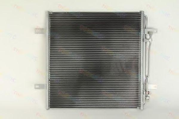 Радиатор кондиционера THERMOTEC KTT110339