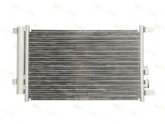 Радиатор кондиционера THERMOTEC KTT110382