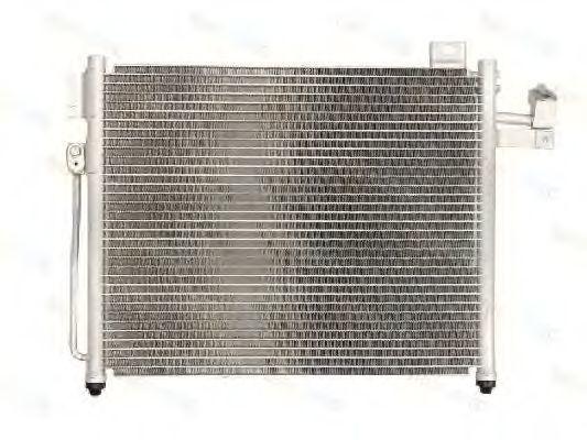 Радиатор кондиционера THERMOTEC KTT110383