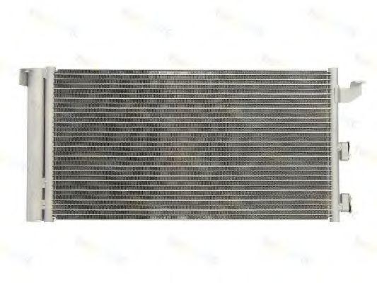Радиатор кондиционера THERMOTEC KTT110392