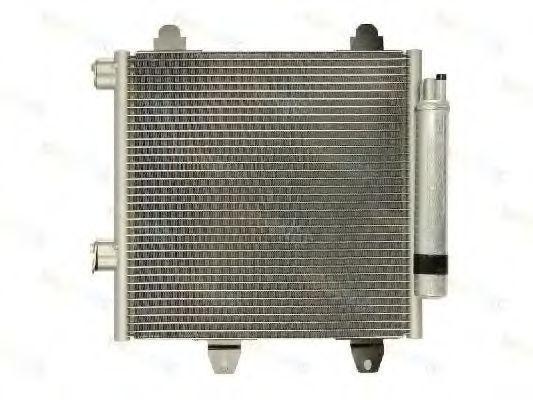 Радиатор кондиционера THERMOTEC KTT110397