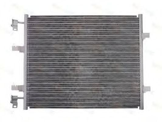 Радиатор кондиционера THERMOTEC KTT110398