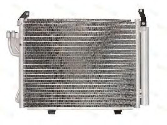 Радиатор кондиционера THERMOTEC KTT110404