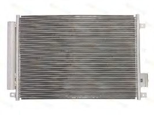 Радиатор кондиционера THERMOTEC KTT110407