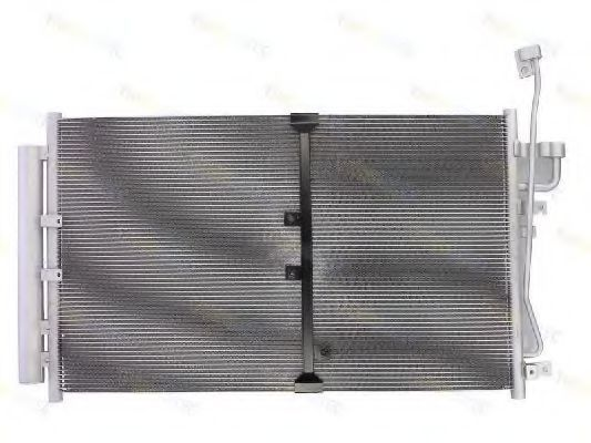 Радиатор кондиционера THERMOTEC KTT110410