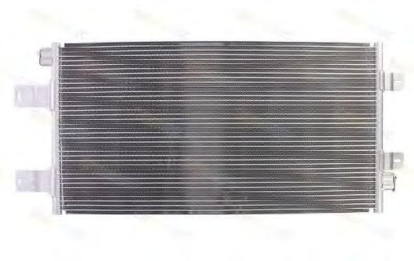 Радиатор кондиционера THERMOTEC KTT110413