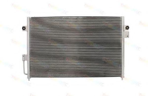 Радиатор кондиционера THERMOTEC KTT110416