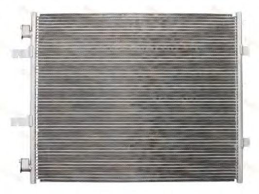 Радиатор кондиционера THERMOTEC KTT110418