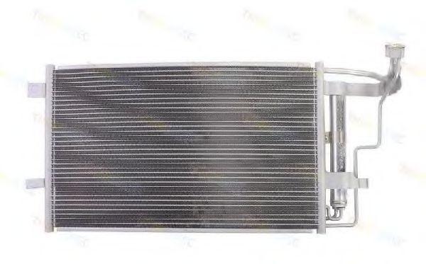 Радиатор кондиционера THERMOTEC KTT110421
