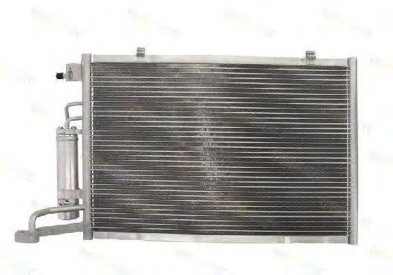 Радиатор кондиционера THERMOTEC KTT110423