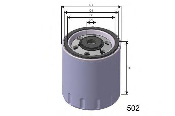 Фильтр топливный MISFAT M321