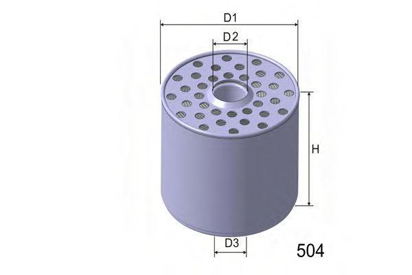 Фильтр топливный MISFAT M361