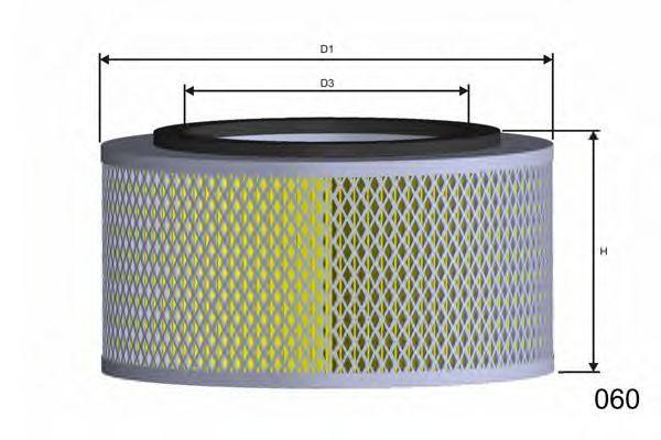 Воздушный фильтр MISFAT R764