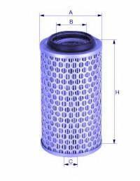 Воздушный фильтр Unico AE163413