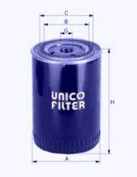 Масляный фильтр Unico BI1012680