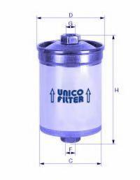Топливный фильтр Unico FI81521