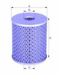 Масляный фильтр Unico LE5100