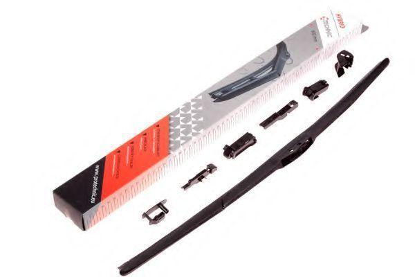 Щетка стеклоочистителя Hybrid 600мм PROTECHNIC PR60H
