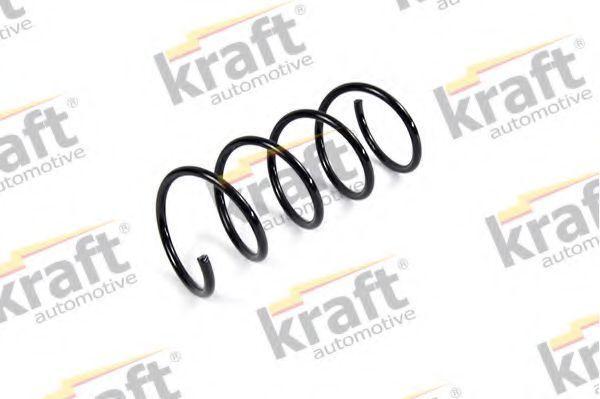 Пружина подвески KRAFT AUTOMOTIVE 4021124