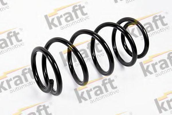 Пружина подвески KRAFT AUTOMOTIVE 4021514