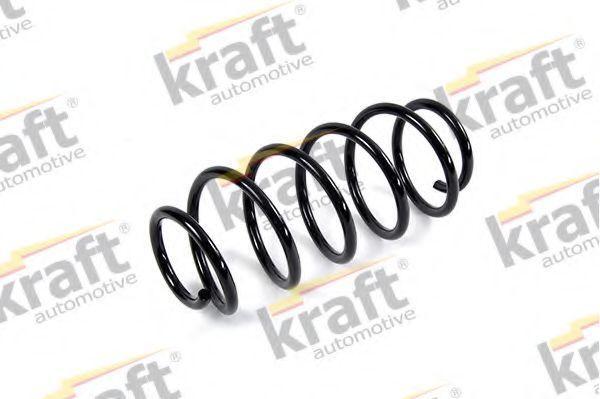 Пружина подвески KRAFT AUTOMOTIVE 4021602