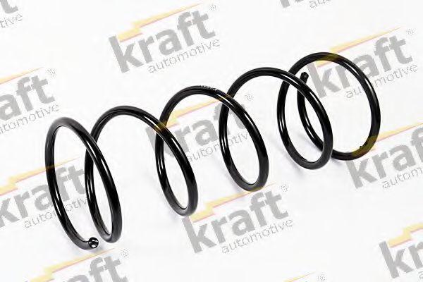 Пружина подвески KRAFT AUTOMOTIVE 4022003