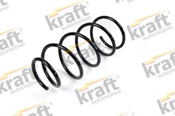Пружина подвески KRAFT AUTOMOTIVE 4022300