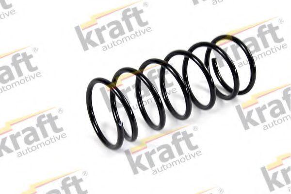 Пружина подвески KRAFT AUTOMOTIVE 4025918