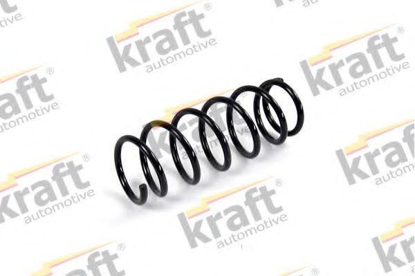 Пружина подвески KRAFT AUTOMOTIVE 4031518