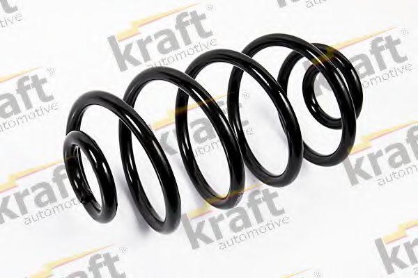 Пружина подвески KRAFT AUTOMOTIVE 4031576