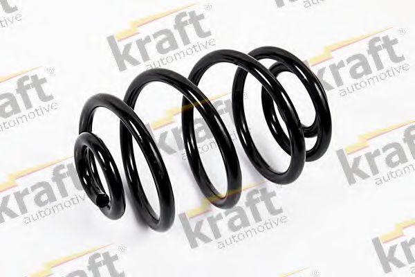 Пружина подвески KRAFT AUTOMOTIVE 4031670