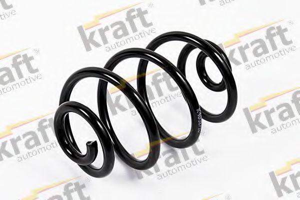 Пружина подвески KRAFT AUTOMOTIVE 4031710