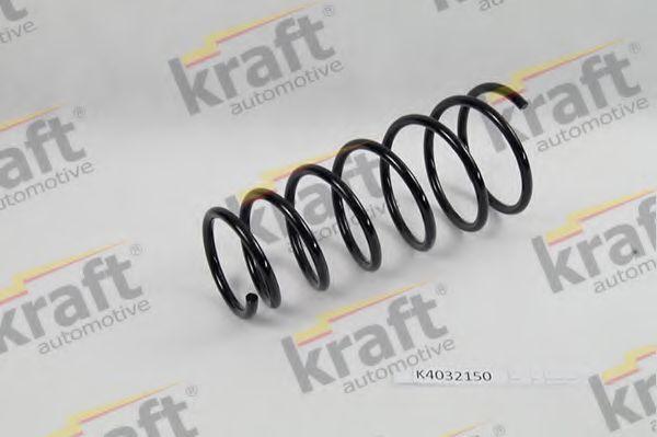Пружина подвески KRAFT AUTOMOTIVE 4032150