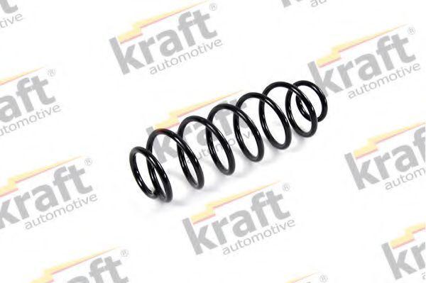 Пружина подвески KRAFT AUTOMOTIVE 4033014