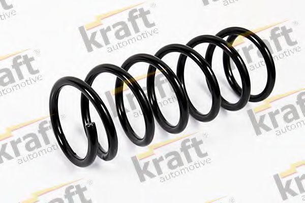 Пружина подвески KRAFT AUTOMOTIVE 4033055