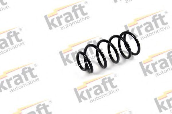 Пружина подвески KRAFT AUTOMOTIVE 4033065