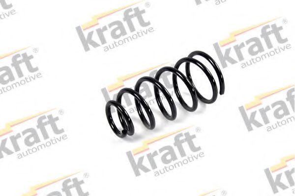 Пружина подвески KRAFT AUTOMOTIVE 4033080
