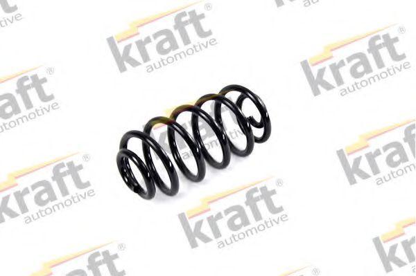 Пружина подвески KRAFT AUTOMOTIVE 4038016
