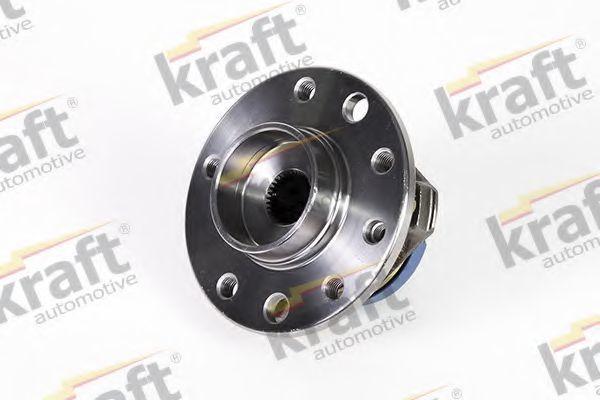 Ступица передняя KRAFT AUTOMOTIVE 4101680