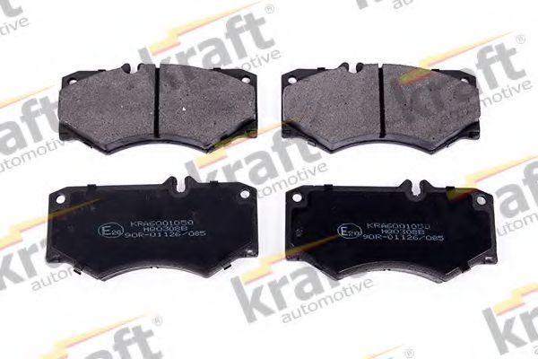 Колодки тормозные KRAFT AUTOMOTIVE 6001050
