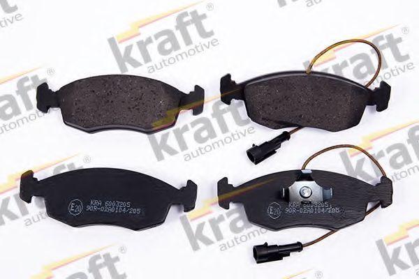 Колодки тормозные KRAFT AUTOMOTIVE 6003205