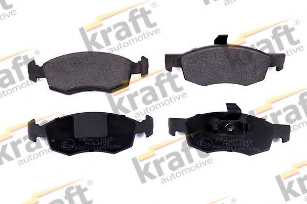 Колодки тормозные KRAFT AUTOMOTIVE 6003415